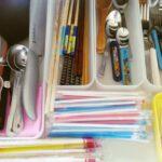 台所の引き出し収納の定期点検!料理下手は道具をシンプルにミニマルに。